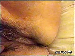 Indian Mature descendant Shows coupled with Sucks