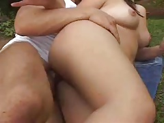 Boyfriend Assfucks Sexy Indian Desi Bhabi Housewife Outdoor