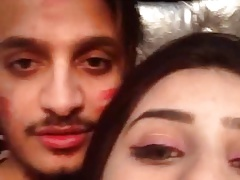 Desi Paki Cute muslim Lovers Selfie home desolate HQ