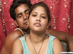 Hot Desi Teen With Big Boobs Fucked