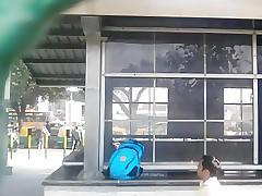Indian Prop Outdoor Blowjob