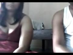 Pakistani sex front of web cam2  -