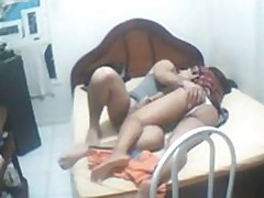 indian couple caught -