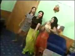 Indian Teens Winking Undress