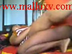 Desi Indian Townsperson Aunty Making out Give Neighbour Boy