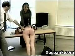 Amazing Spanking Gal Widely applicable Makeout