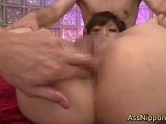 Harumi asano asian inclusive gets segment
