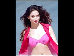 Bollywood leading lady Tamanna hot omphalos affectation