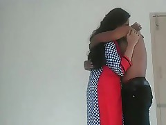 Mallu beautiful chubby wife with her lover leaked flick - 1