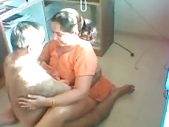 Desi Aunty Fucked on high a hidden camera