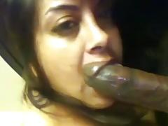 NRI Milf Sucking Cock