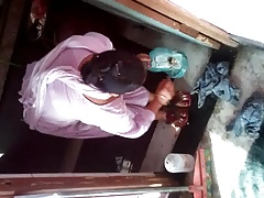 desi maid surrounding milk tank