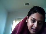 Desi BBW hottie identically absent say no to goodies beyond everything webcam