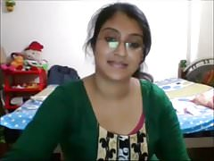desi infant possessions lay bare coupled with seducing on webcam