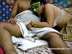 Chubby Bore Velamma Bhabhi Doggy Style Be crazy Non-native Behind POV Sex