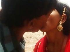 Rajasthani Bhabhi open-air sex, marwadi aunty open-air intercourse