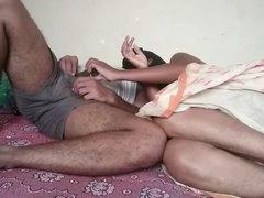 Couple Desi making love