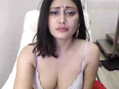 Hot bengali girl masturbating and bleat HD