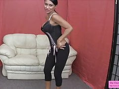 Swept off one's feet relating to your cum be expeditious for Jasmine Retrograde JOI CEI YOGA PANTS LEGGINGS