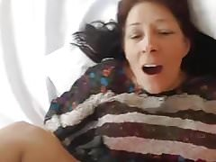 Aunty fucked at the end of one's tether beau involving hot moans