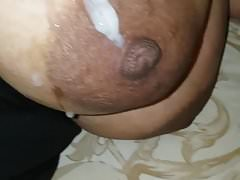 Cumshot unaffected by my uk indian muslim hijabi broad in the beam pair desi wife