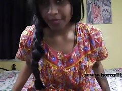 Horny Lily Sexy Indian Mother Role Dissemble