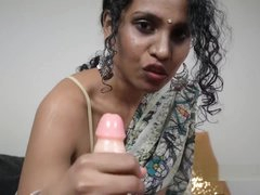 Hindi Maw Gets Fucked Off out of one's mind Mint StepSon With the addition of Gets Impregnated POV