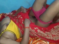 Copulation involving stepsister ( Desibfxxx )