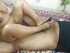 Indian girlfriend taking beamy raven detect there say no to pussy