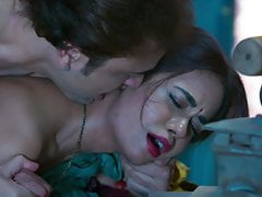 Dhoban aur Sarpanch Mishandle by Her Soft-pedal Golu Doing Wild Sex