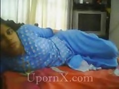 Mallu couple sex in front of webcam  -