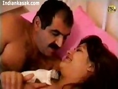Indian hot mature couple fucking very hard in their bedroom  -