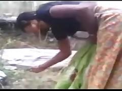 DESI INDIAN VILLAGE CHEATING Skirt FUCKING Fellow-citizen Join up FUCK OUTDORR