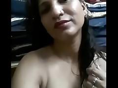 Desi indian babe shorn show