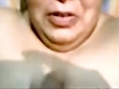 Indian Aunty Blowjob Plus Cumshot in the sky Manifestation