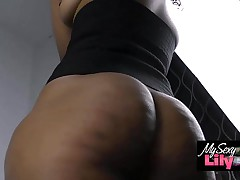 Big Butt Indian Mollycoddle Horny Lily Amateur Porn