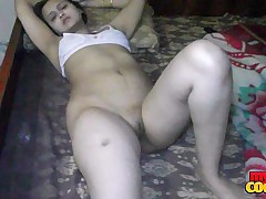 Sonia Bhabhi Indian Housewife Spreading Smarting XXX Legs For Sex