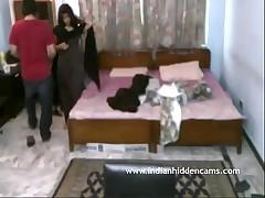 Indian Couple Honeymoon - IndianHiddenCams.com