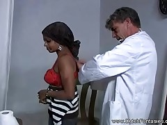 Dutch Indian MILF Fucks White Beggar