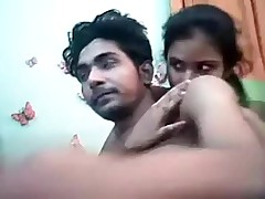 Desi Indian Young Lovers Influential Fucking