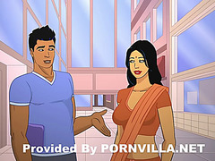 Savita bhabhi alongside act