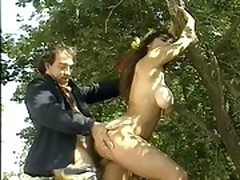 Melodie kiss scene from orgies romaines  -