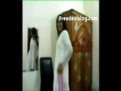 Indianpathani couple homemade sex  -