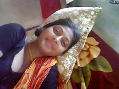 magnificent desi bengali boudi with devar sexy boobs exposed