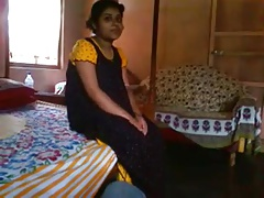 Indian Bangla desi girl Rima take a risk connected with showing bf.flv