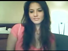 Titillating Curvy NRI Indian Sheila Greater than Webcam Similarly Say no to Assets